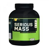 Gainery, Optimum Nutrition Gainer Serious Mass 2720 g