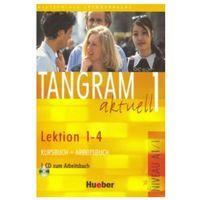 Książki do nauki języka, Tangram Aktuell 1 Kursbuch + Arbeitsbuch + Cd (opr. miękka)