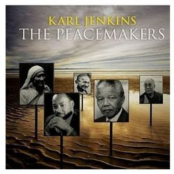 THE PEACEMAKERS (DIGIPACK) - Karl Jenkins (Płyta CD)
