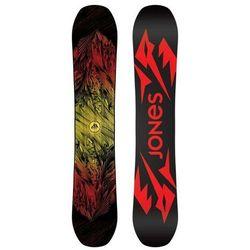 Snowboard - snb mountain twin multi 157 (multi) marki Jones
