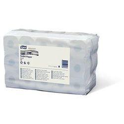 Papier toaletowy t4, 2 warstwy, makulatura - 30 rolek marki Tork
