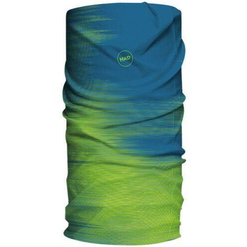 Had next level tuba, zielony/niebieski 2021 chusty wielofunkcyjne (4017190216865)